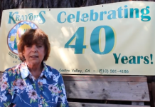 Krayon's Gallery celebrating their 40th